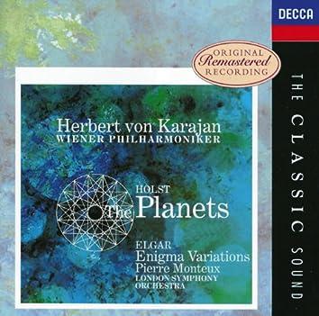 Elgar: Enigma Variations / Holst:The Planets