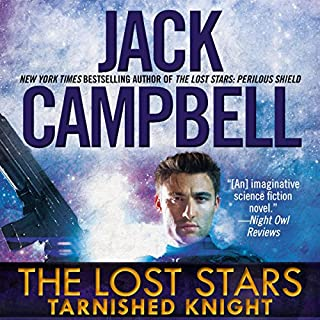 Tarnished Knight cover art