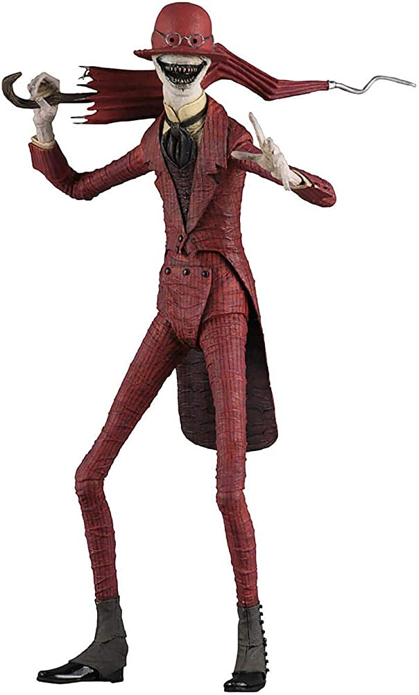 Neca , statua the conjuring 2 crooked man , 18 cm