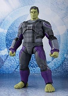 TAMASHII NATIONS Bandai S.H. Figuarts Hulk (Endgame Ver.) Avengers: Endgame, Multi