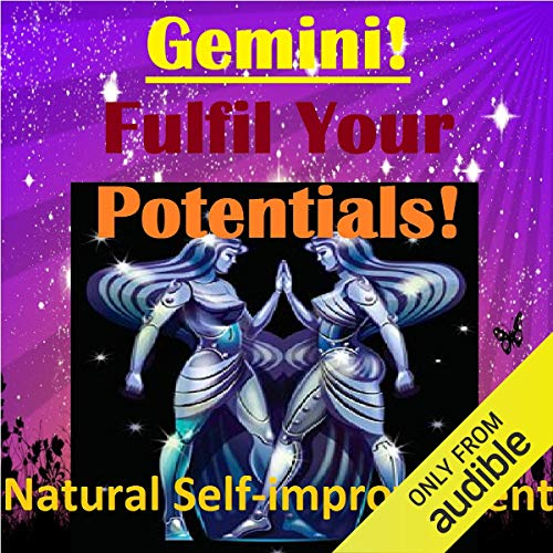 GEMINI True Potentials Fulfilment - Personal Development cover art