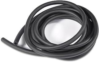 Yosoo 3m, 6x9mm Tubo de Látex Natural para Tirachinas, Tubería de Goma para Refacciones Elástico Catapulta Caza al Aire Libre, Ámbar