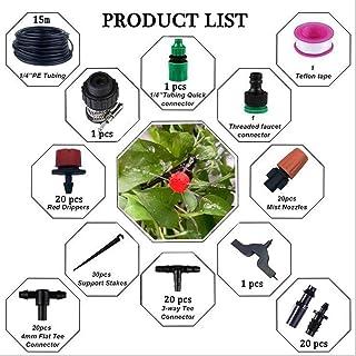 SIZOO - Watering Kits - DIY Garden Micro Drip Irrigation Watering System Garden Irrigation Watering Kit Potted Plant Water...