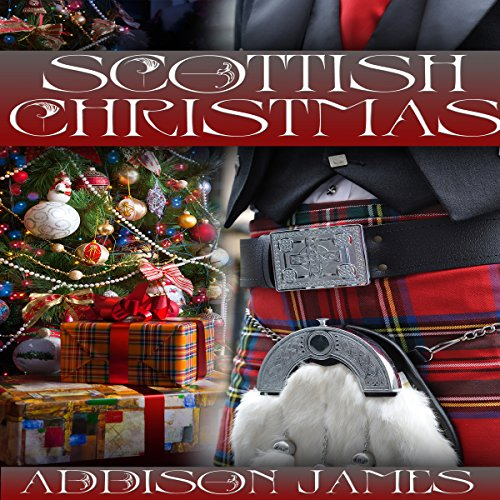 Scottish Christmas cover art