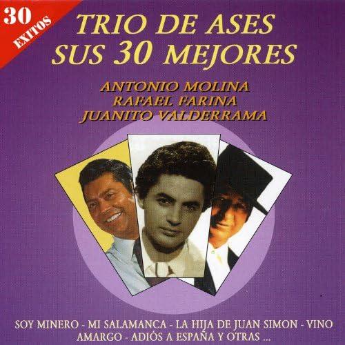 Antonio Molina, Rafael Farina & Juanito Valderrama