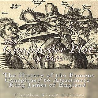 The Gunpowder Plot of 1605 audiobook cover art