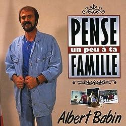 Pense Un Peu a Ta Famille by Albert Babin (2009-04-07)