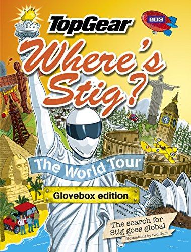 Where's Stig: The World Tour (Top Gear)