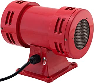 Vixen Horns Loud Industrial Electric Motor Driven Alarm/Siren (Air Raid) 120V VXS-1050AR