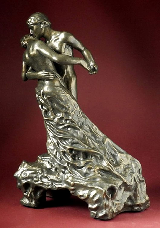 Museumsshop - Der Walzer   La Valse (L) 27cm - Replikat nach Camille Claudel