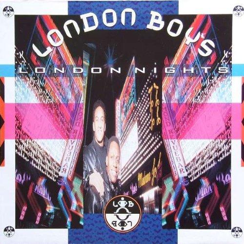 London Boys - London Nights - TELDEC - 247 018-0, TELDEC - 247 018-0 AE, TELDEC - 6.70031