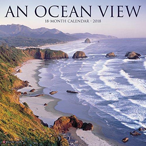 Ocean View 2018 Wall Calendar
