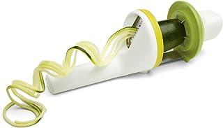 Handheld Spiral Slicer Vegetable And Fruit - Green