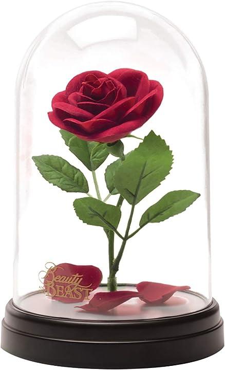 San valentino regalo - disney la bella e la bestia lampada, multicolore [classe di efficienza energetica a+++] PP4344DPV2