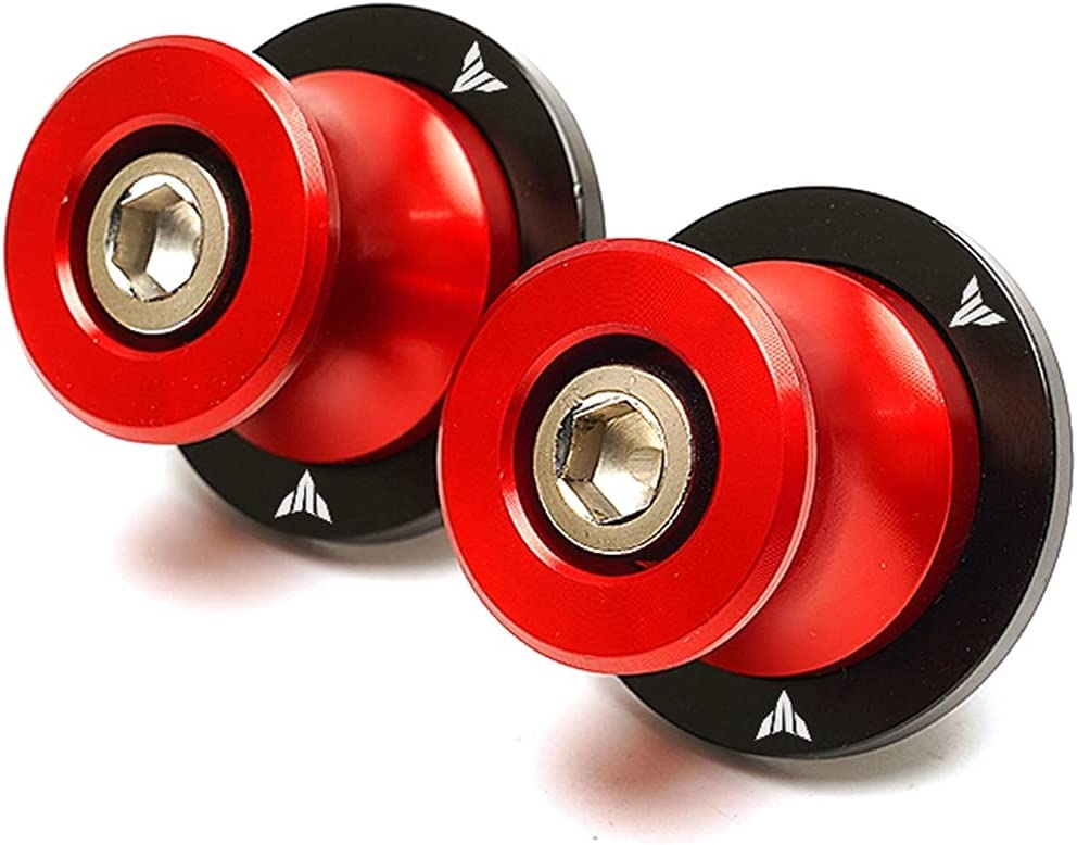 DYWK 6mm Super sale Spools for Yamaha MT09 MT-07 0 900 MT03 Mt 900gt Don't miss the campaign Tracer