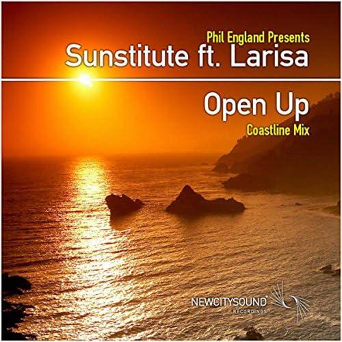 Phil England pres. Sunsitute feat. Larisa