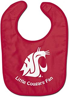 WinCraft NCAA Washington State University WCRA2014614 All Pro Baby Bib