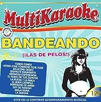 Karaoke: Bandeando B. Recoditos La Arrolladora