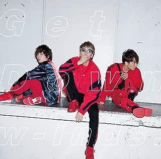 【Amazon.co.jp限定】Get Down 初回盤(デカジャケット・初回盤バージョン付き)