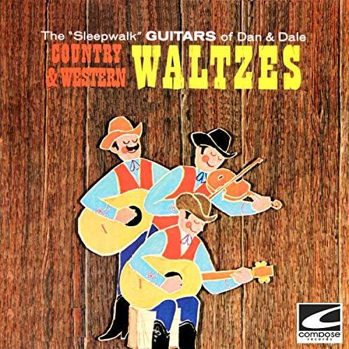 """The """"Sleepwalk"""" Guitars of Dan & Dale"""