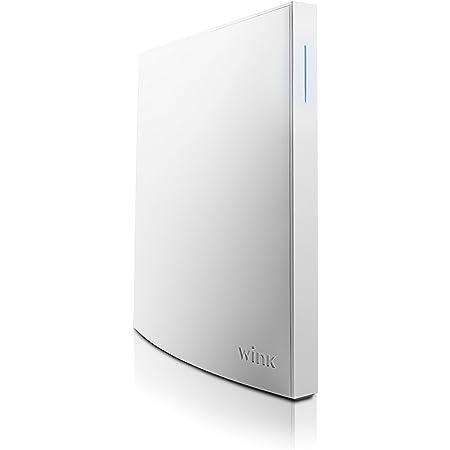 Wink WNKHUB-2US 2 Smart home hub, White