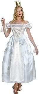 Disguise Women's Alice In Wonderland - Queen Deluxe Adult Costume