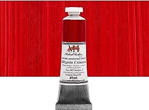 Michael Harding Artist Oil Colors - Alizarin Crimson - 40ml Tube