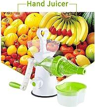 Portable Juicer Single Auger Juicer for Wheatgrass Fresh Fruit Extractor Kitchen Tool Vegetables Juicer Machine Kitchen Tools