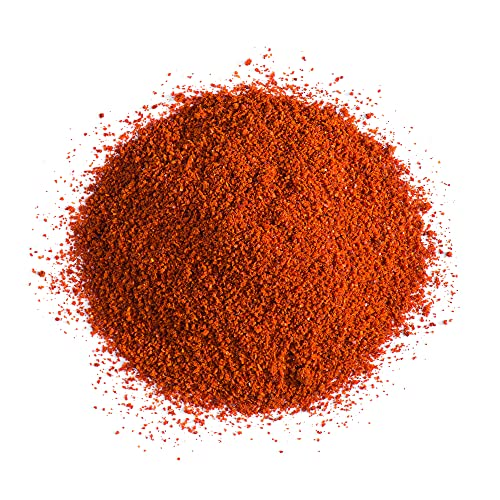 Paprika Calda Affumicata Polvere Organica - Pimenton Paprika Affumicata 100g