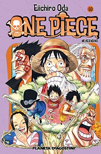 One Piece Nº60: Mi hermano (Manga Shonen)