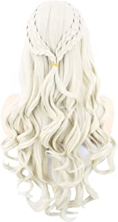 Best daenerys targaryen hair wig Reviews