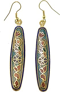 Women's Nature and Mother Earth Inspired Earrings