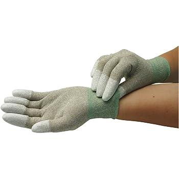Wetec Handschuhe PU-Beschichtete Fingerkuppen nicht ESD-Sicher XL