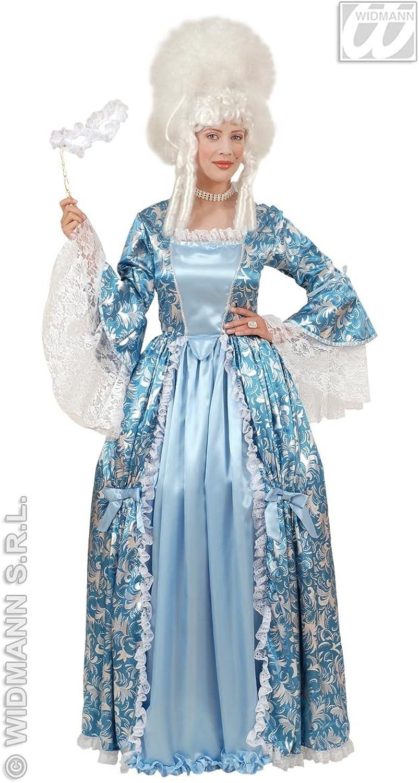 WIDMANN wid90293–Kostüm für Erwachsene Katharina die Groe, türkis, L