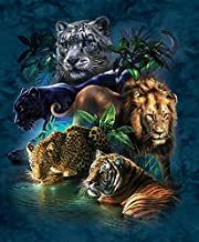 product image for Big Cat Prowess 1000 pc Jigsaw Puzzle