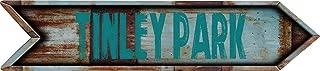 tinley park city sticker