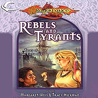 Rebels and Tyrants: Tales of the Fifth Age audiobook cover art