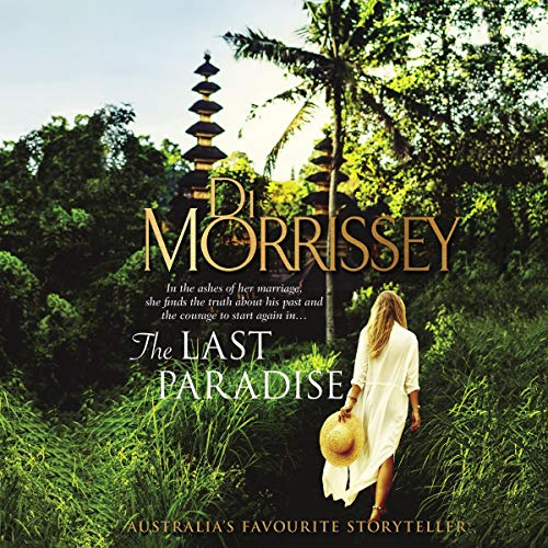 The Last Paradise audiobook cover art