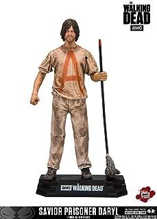 McFarlane Toys The Walking Dead TV Savior Prisoner Daryl Collectible Action Figure