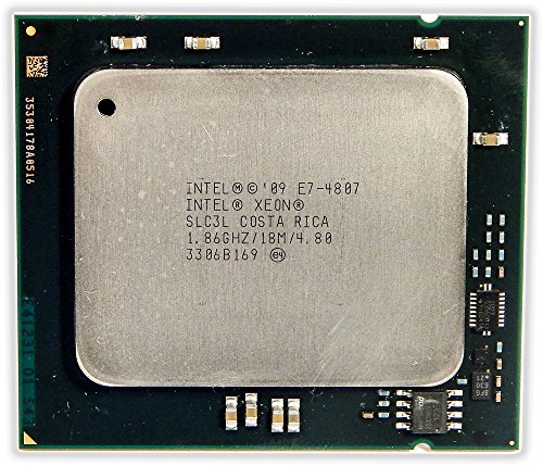 Intel Xeon E7-4807 18GHz 18MB 6C CPU SLC3L