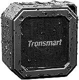 Tronsmart Groove Enceintes Portable Bluetooth 5.0, TWS Haut Parleur Bluetooth Waterproof avec Autonomie de 24 Heures, étanchéité IPX7, Audio HD, Port Micro SD, AUX, Micro et Basses Renforcées