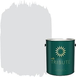 KILZ TRIBUTE Interior Matte Paint and Primer in One, 1 Gallon, Wind Chime (TB-41)