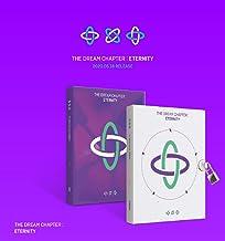 Big hit Entertainment TXT – The Dream Chapter – Álbum de ETERNITY + póster plegado + juego de tarjetas de fotos extra