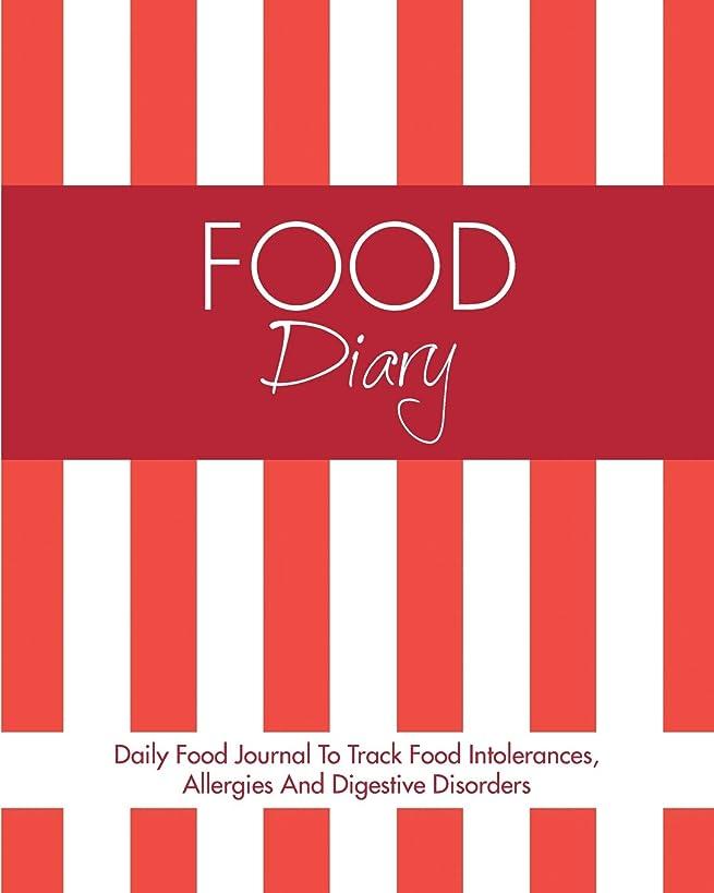 そう経済絡み合いFood Diary: Daily Food Journal To Track Food Intolerances, Allergies And Digestive Disorders