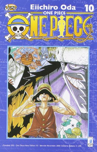 One piece. New edition: 10