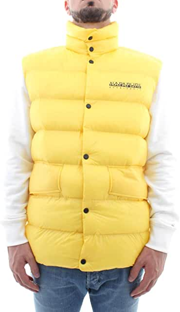 Men Quilted Vest Akke