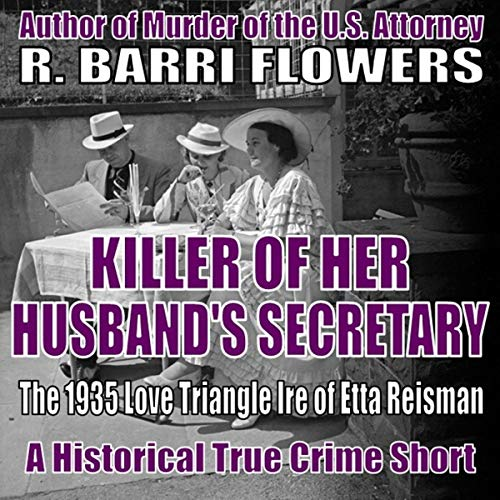 Killer of Her Husband's Secretary audiobook cover art