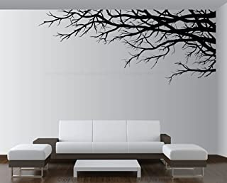 Vinyl Wall Art Mural Decal Tree Top Branches 67