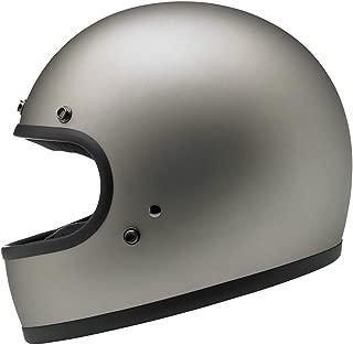 Biltwell Gringo DOT/ECE Helmet - Flat Titanium - Medium
