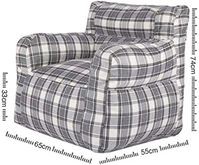 Amazon.com: Bean bag 565640cm Lazy Couch Single Bay Window ...